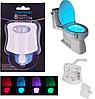 Подсветка Tolit LED для унитаза/туалет с датчиком движения LIGHTBOWL