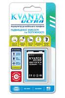 Аккумулятор Kvanta для Nokia 3120c 1250 mAh