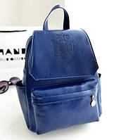 Рюкзак женский  Оксфорд (синий), фото 1