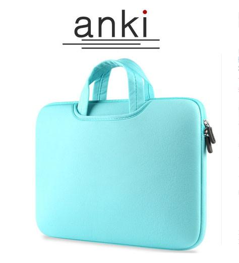 Сумка для ноутбука Anki 15.6' бирюзовая