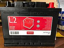 Акумуляторна батарея (60 А*год) Renault Logan (Motrio 8671016918) 510 A