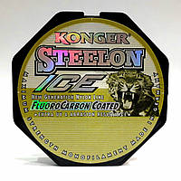 Леска Konger Steelon Fluorocarbon Coated ICE 50м 0.10мм