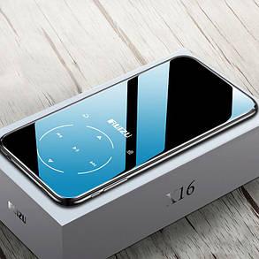 MP3 Плеер RuiZu X16 S 8Gb Bluetooth 4.1 Original 2,4 дюймовый дисплей (Черный), фото 2