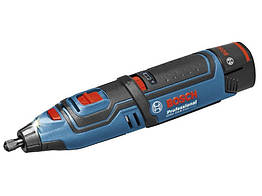 Аккумуляторная бормашина Bosch GRO 12 V- 35 Professional ротационный инструмент