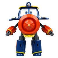 Трансформер Виктор - Игрушка Роботы Поезда, 10 см Silverlit
