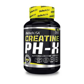 Creatine pH-X (90 caps) BioTech