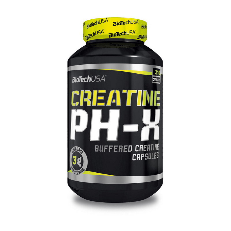 Creatine pH-X Pro (120 caps) BioTech