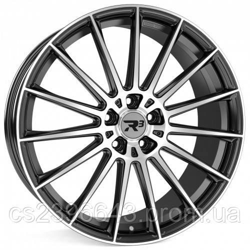 Колесный диск R3 Wheels R3H07 19x8 ET30