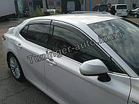 Ветровики, дефлекторы окон Toyota Camry/Тойота Камри  V70 2018-, фото 1