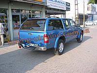 Кунг-крыша кузова пикапа на Исузу Д Макс 2004+ Кунг для пикапа CAMLI KABIN на Isuzu D-Max 2004+