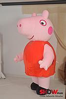 Надувной Костюм ( Пневмокостюм , Пневморобот ) Свинка Пеппа