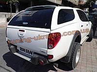 Кунг-крыша кузова пикапа на Митсубиси л200 2006-2016 Кунг для пикапа CAMLI KABIN на Mitsubishi L200 2006-2015