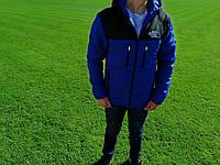 Куртка мужская синяя. Куртка демисезонная. ТОП КАЧЕСТВО!!!, фото 1