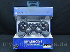 Беспроводной геймпад DUALSHOCK 3  для Sony PlayStation 3 (Black)