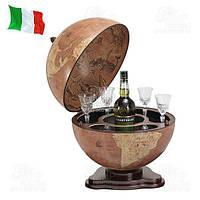 Zoffoli Глобус-бар настольный коричневый 60см 248-0007