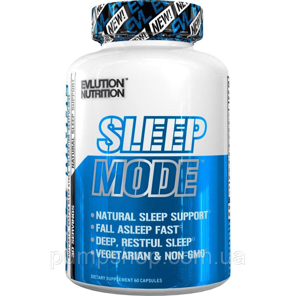 Добавка для сну Evlution Nutrition Sleep Mode 60 капс.