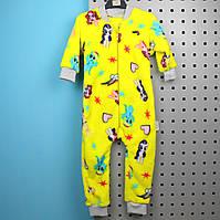 Спальник пижама вельсофт для девочки Пони размер  28, 32, 34,