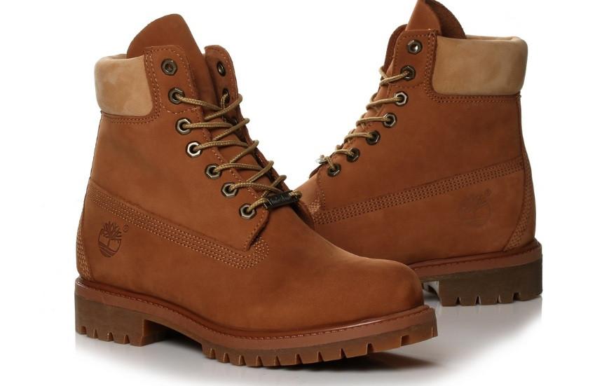 Высокие зимние ботинки Timberland Premium 6 A1LUF, р. 40-45