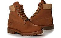 Высокие зимние ботинки Timberland Premium 6 A1LUF, р. 40-45, фото 1