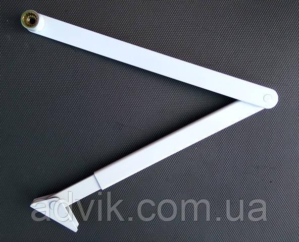 Важільна тяга до доводчиків Geze TS 2000/4000 (біла)