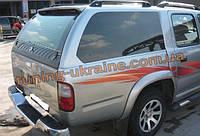 Кунг-крыша кузова пикапа на Тойота Хайлюкс 2007-2011 Кунг для пикапа CAMLI KABIN на Toyota Hilux 2007-2011