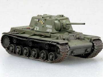 Russian KV-1 Moscow, August 1942.1/72 EASY MODEL 36288, фото 2