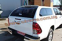 Кунг-крыша кузова пикапа на Тойота Хайлюкс 2015-2019 Кунг для пикапа CAMLI KABIN на Toyota Hilux 2015-2019
