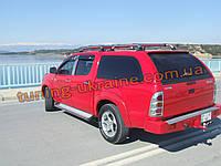 Кунг-крыша кузова пикапа на Тойота Хайлюкс 2011-2014 Кунг для пикапа CAMLI KABIN на Toyota Hilux 2011-2014