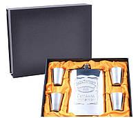Подарочный набор GT-20 фляга с рюмками