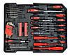 Набор инструментов в чемодане Malatec S4574 187 элементов (9060), фото 8