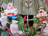 "Оберег ""Одарка и Карась"", размер 50х40см (300/270) (цена за 1 шт. + 30 гр.), фото 4"