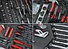Набор инструментов в чемодане Malatec S4574 187 элементов (9060), фото 10