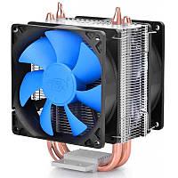 Кулер процессорный Deepcool Ice Blade 200M, Intel: 2011/1366/1150/1151/1155/1156/775, AMD: FM1/FM2/FM2+/AM2/AM2+/AM3/AM3+, 135x103x94 мм, 4-pin