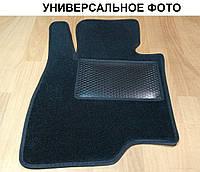 Передние коврики на Volkswagen Transporter T5 '03-15. Текстильные автоковрики, фото 1