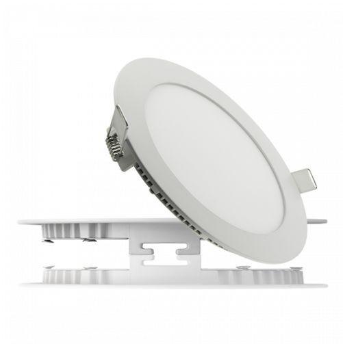 """Светодиодная LED панель 9 Вт """"Круг"""" IP40 4000К Люмен"""