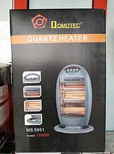 Обігрівач Domotec MS-5951, Електрообігрівач інфрачервоний