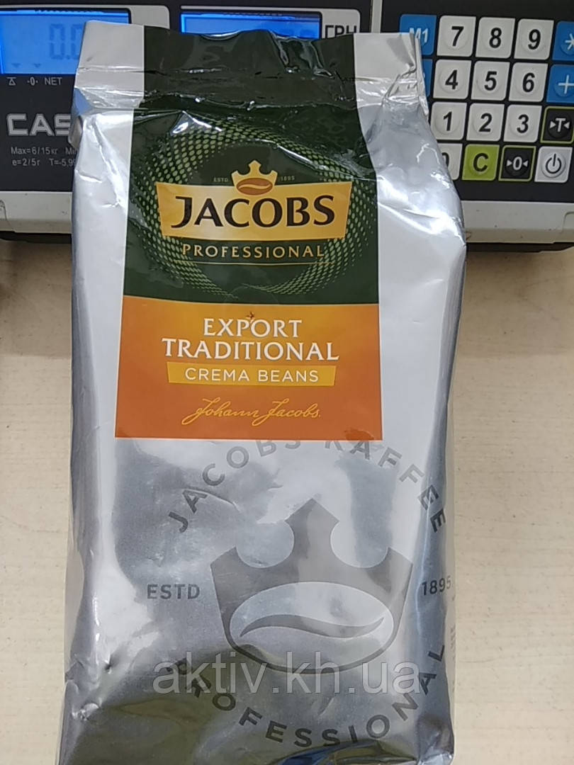 Jacobs export traditional 1kg