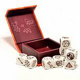 Rory's Story Cubes. Original (Кубики Историй Рори) - настольная игра, фото 2