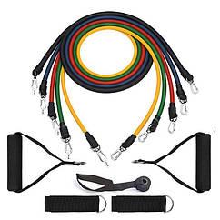 Фітнес гумки, набір шкільної форми для тренувань (2019) джгути