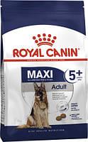 Royal Canin (Роял канин) Maxi Adult 5+ - Сухой корм для собак старше 5 лет (15 кг)