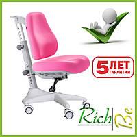 Детское кресло для школьника  Mealux Match gray base ортопедическое