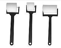 Набор из 3-х поролоновых валиков (2,5см, 4см, 6см).