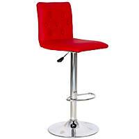 Барний стілець Ruby (Рубі) hoker chrome, фото 1