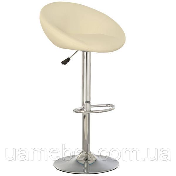 Барный стул Rose (Роза) lux chrome