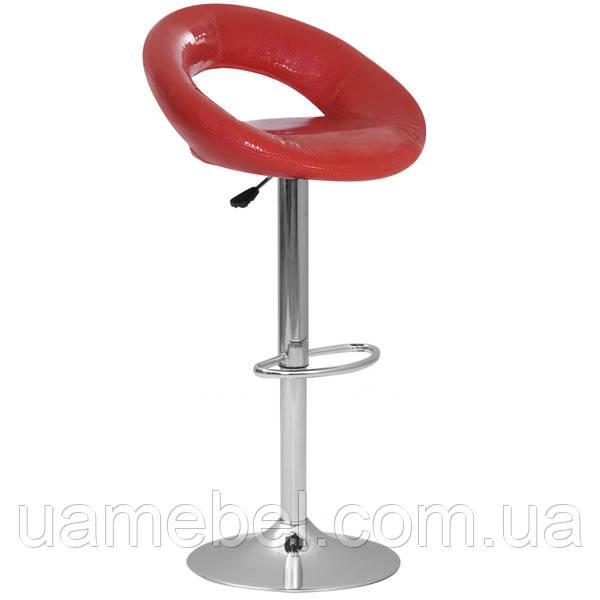 Барний стілець Rose (Троянда) chrome V