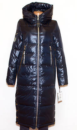Подовжена зимова куртка Visdeer 1962 S, фото 3