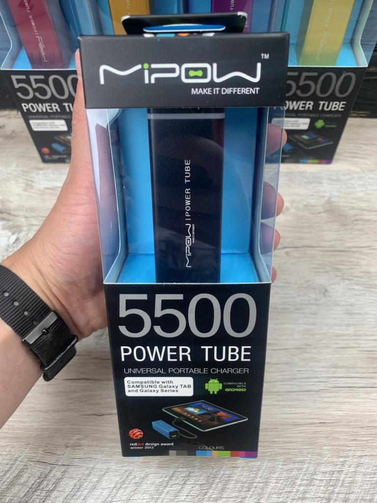 Power Bank Mipow Power 5500мА