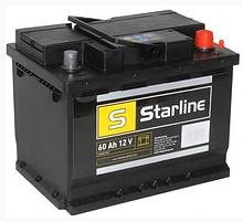 Аккумуляторная батарея (60 А*ч) Renault Captur (Starline S BE 60R-510)