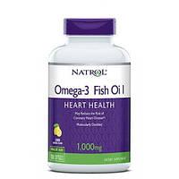 Рыбий Жир Омега-3 Natrol Omega-3 Fish Oil 90 капсул