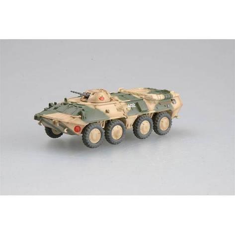BTR-80 USSR CAMO.1/72 EASY MODEL 35019, фото 2